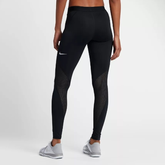 4ddea51e2d55f0 Nike Pants | Pro Hypercool Womens 28 Training Tights | Poshmark